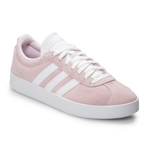 adidas light pink VL Court 2.0 Women's Sneakers